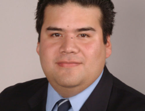 Gerardo Tristan Jr., a new Latino Judge