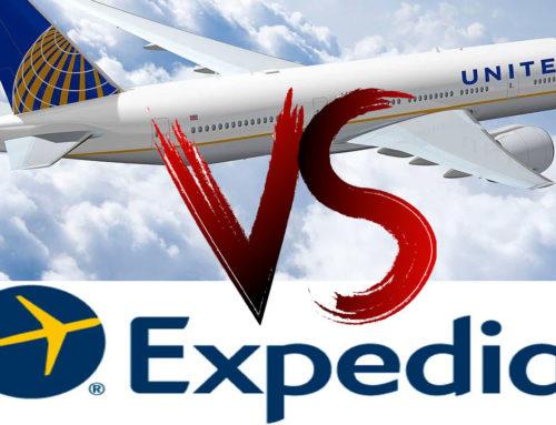 Expedia vs. United Airlines