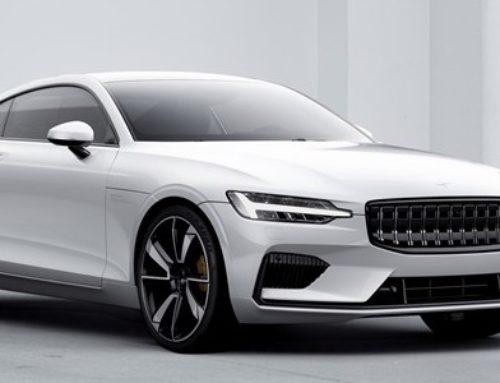 El auto Volvo con tapicería vegana
