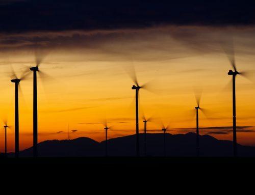 Electricidad de turbinas de viento para Chicago