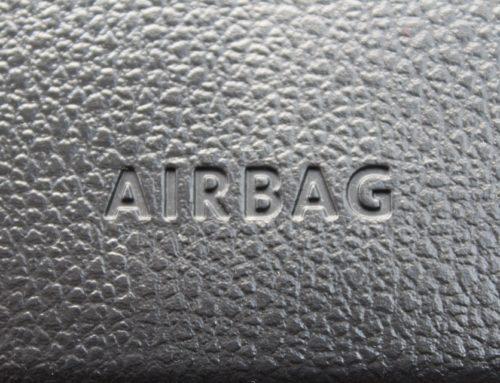 Bolsas de aire a revisión