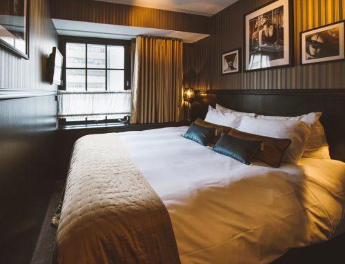 Hotel gratis en Suecia si no usas las redes