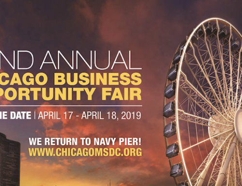 Don't miss the Chicago Business Opportunity Fair
