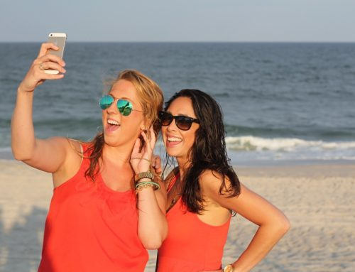 No te tomes selfies cuando viajes
