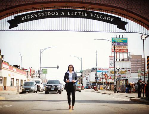 Los desafíos y la energía de Blanca Soto
