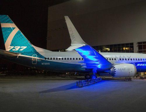 Sigue en caída el 737 MAX