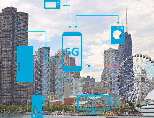 Verizon y Sprint en guerra por red 5G en Chicago