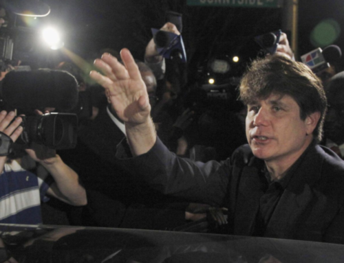 Former Illinois state Senator OK with possible early end for Blagojevich sentence