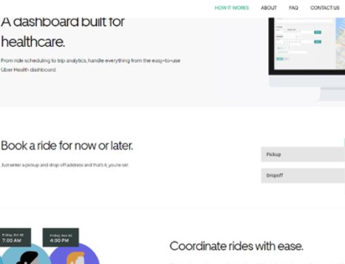 ¿Qué es Uber Health?
