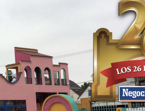 """Negocios Now announces """"Los 26 de la 26"""""""