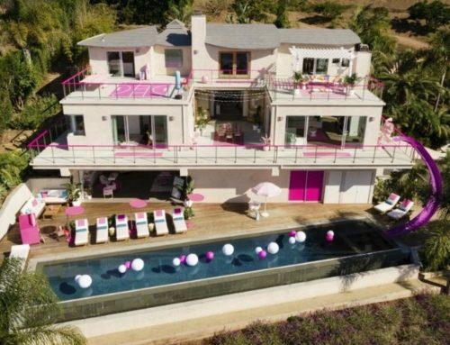 La casa de Barbie en renta por Airbnb