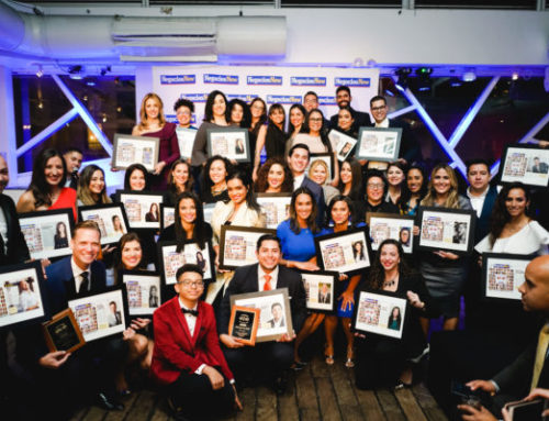See Negocios Now NYC Latinos 40 under 40 celebration video