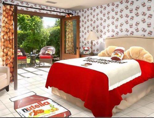 Nutella abrirá su primer hotel temático