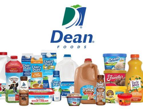 A bancarrota Dean Foods