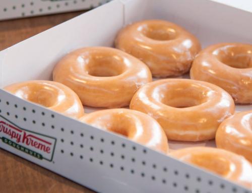Krispy Kreme recompensa a un tenaz emprendedor