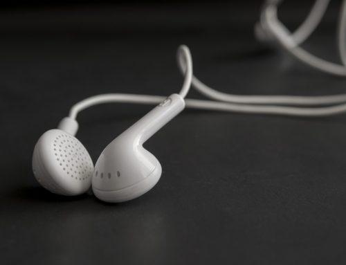 Audífonos Apple para llamadas grupales