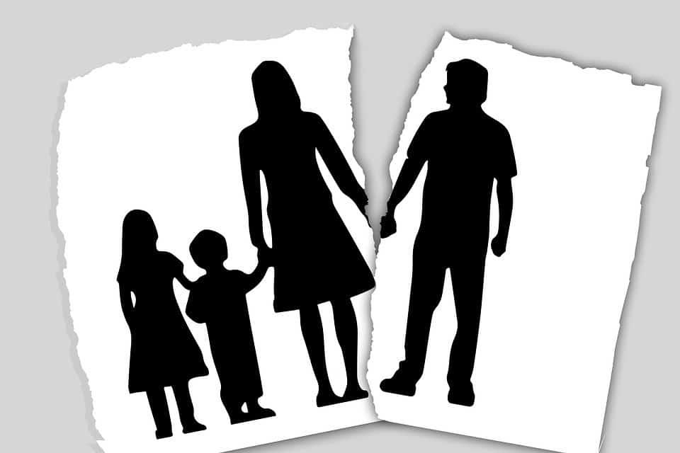 Hay un lado positivo en el divorcio - Negocios Now