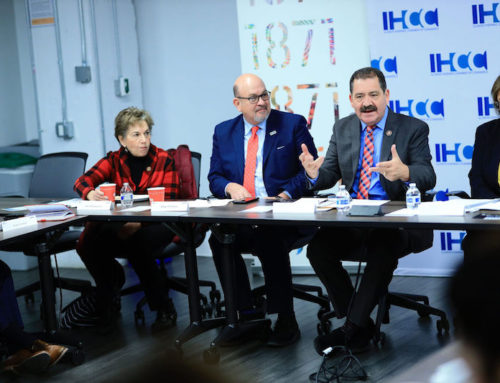 IHCC opens a roundtable to discuss support small business