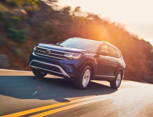 Volkswagen presentó en el Auto Show de Chicago el nuevo Atlas del 2021