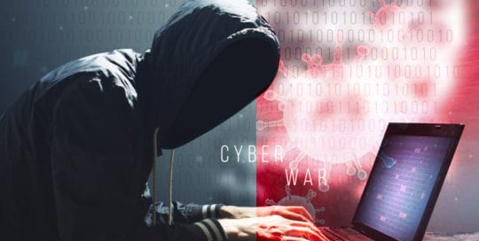 Aprovechan hackers la importancia del coronavirus