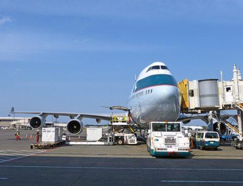 Las aerolíneas transportan carga a falta de pasajeros