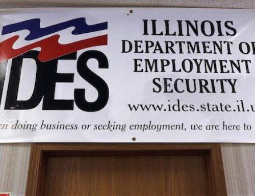Medio millón de personas más en Illinois reportan desempleo