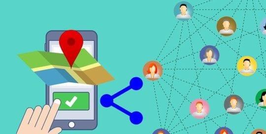 Sistema de Apple y Google para el rastreo del coronavirus