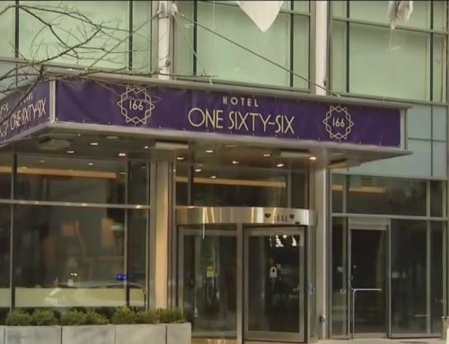 En hoteles más de 250 personas sin un hogar seguro