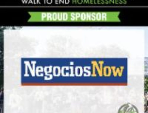 Negocios Now calls to support the Global RUN/WALK to End Homelessness