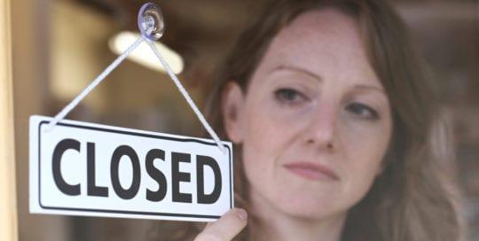 Cerraron en Chicago 4,000 empresas durante el confinamiento