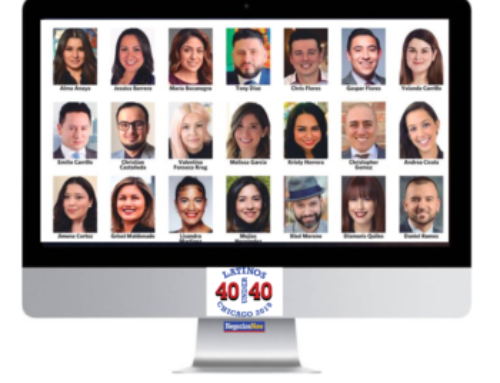Latinos 40 Under 40 virtual celebration to be held on July 17