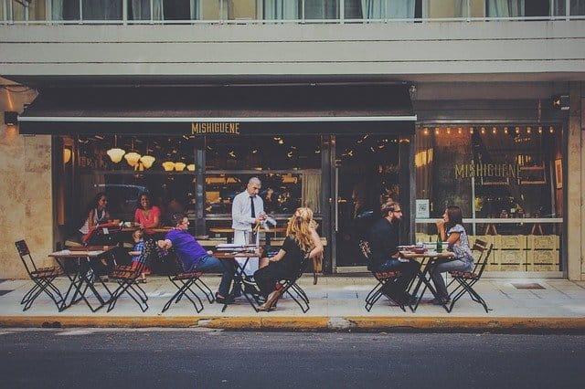 Másapertura a restaurantes