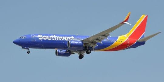 Recortes de salarios en Southwest