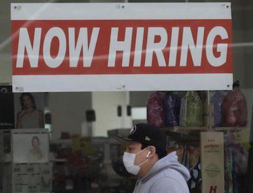 Estados Unidos suma 1.8 millones empleos, pero sigue en problemas