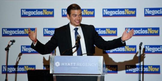 ABC7's Mark Rivera to emceeNegociosNow virtual Gala event