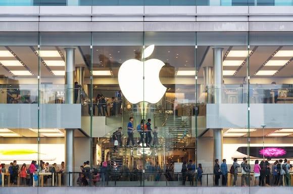 """Apple llega a los """"2 trillones"""" de dólares en capitalización de mercado"""