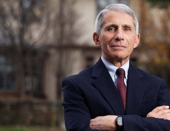 Dr. Anthony Fauci will be a featured speaker today during the NAHP 2020 Convention