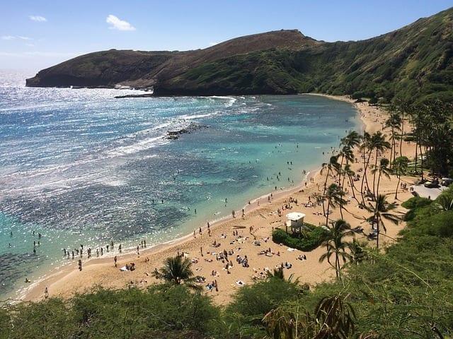 Hawaii es el estado más feliz en el 2020