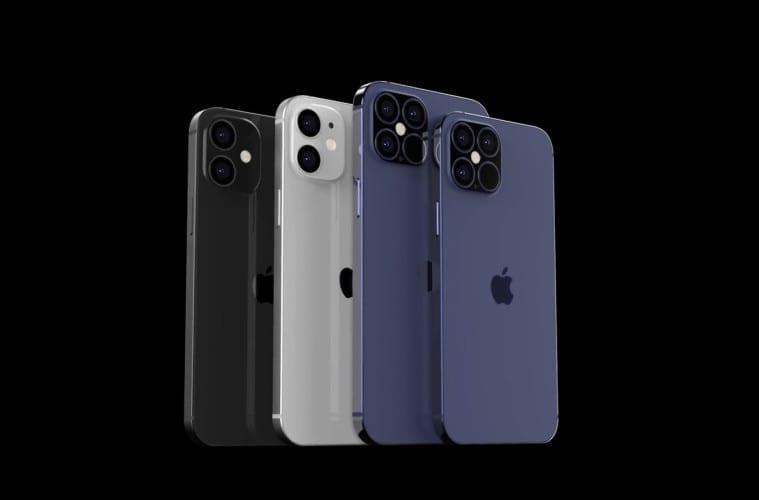 Cuatro nuevos iPhone 12, listos para la red 5G