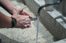 Un cuarto de la población no se lava las manos