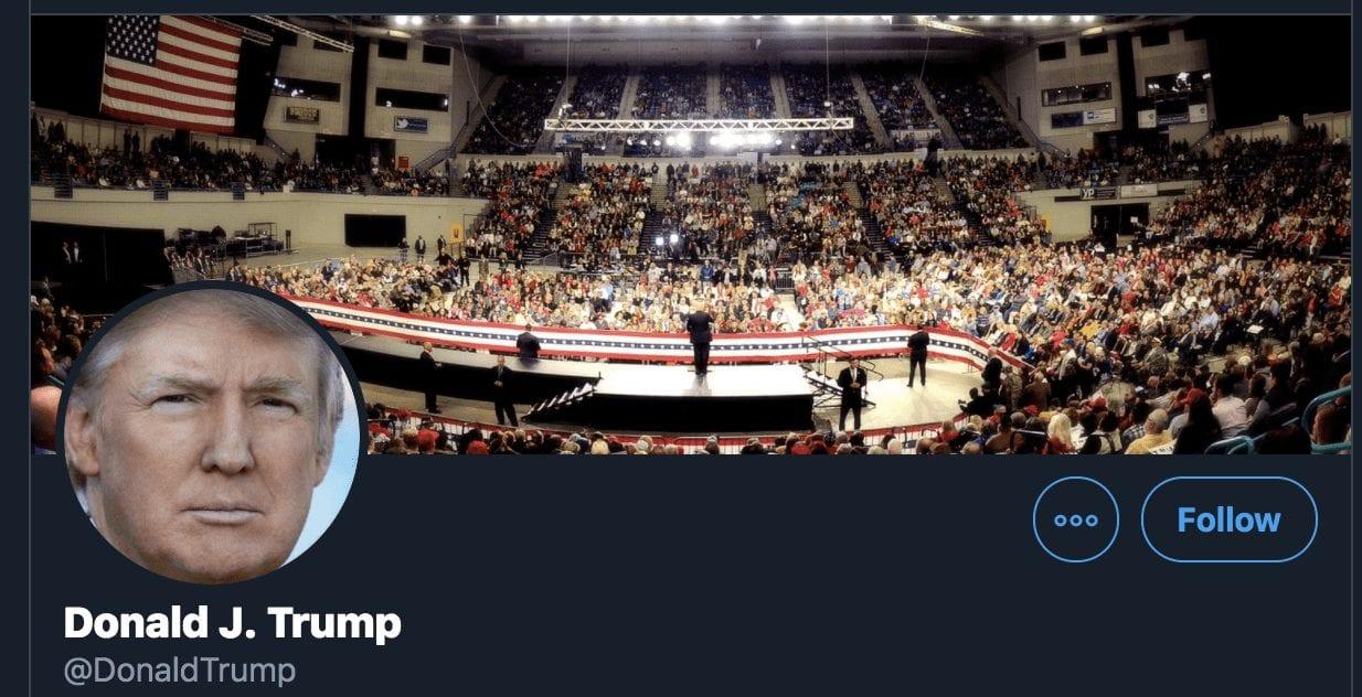 El presidente que gobernó por Twitter y perdió las elecciones por correo