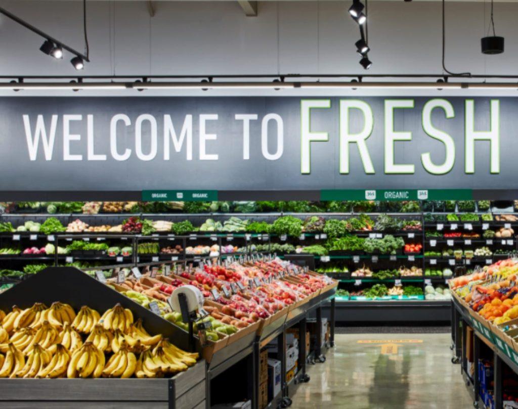 Amazon Fresh en Chicago