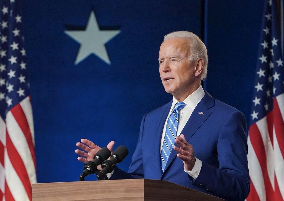 Biden toma posesión como presidente