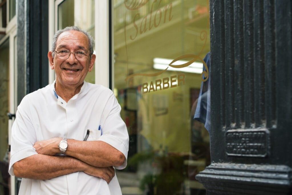 Pequeños negocios hispanos sobresalen