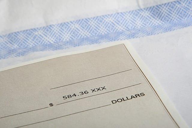 Cobró gratuito cheques estímulo