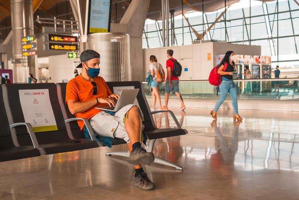 Aeropuertos vuelven a la vida