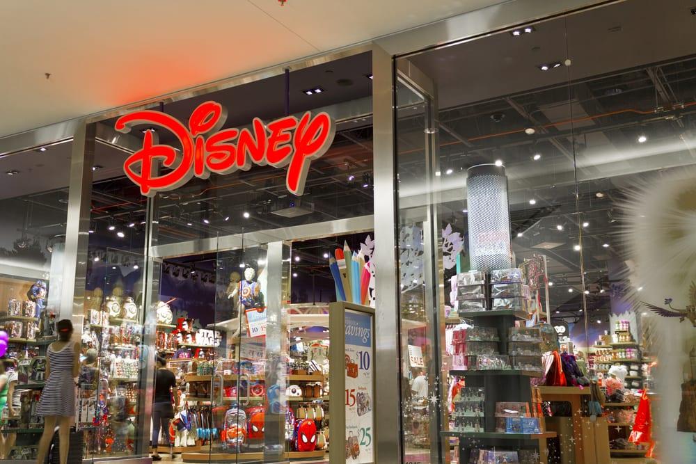 Disney cerrará 60 tiendas
