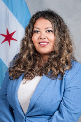 Nubia Willman, Director, Office of New Americans, Office of the Mayor, City of Chicago